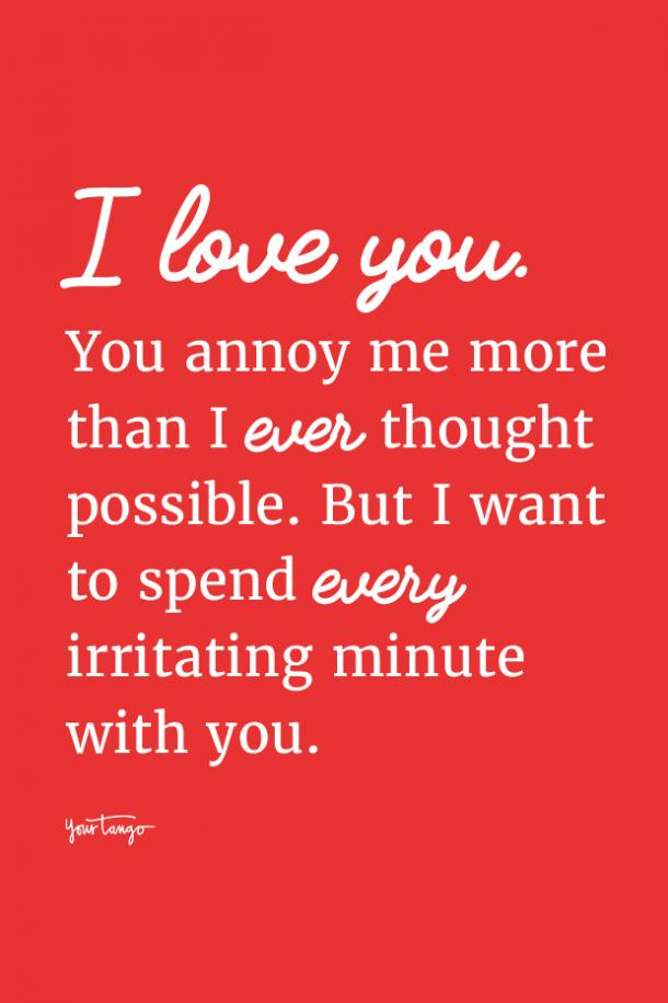 I sayings him for love funny you 100 Best