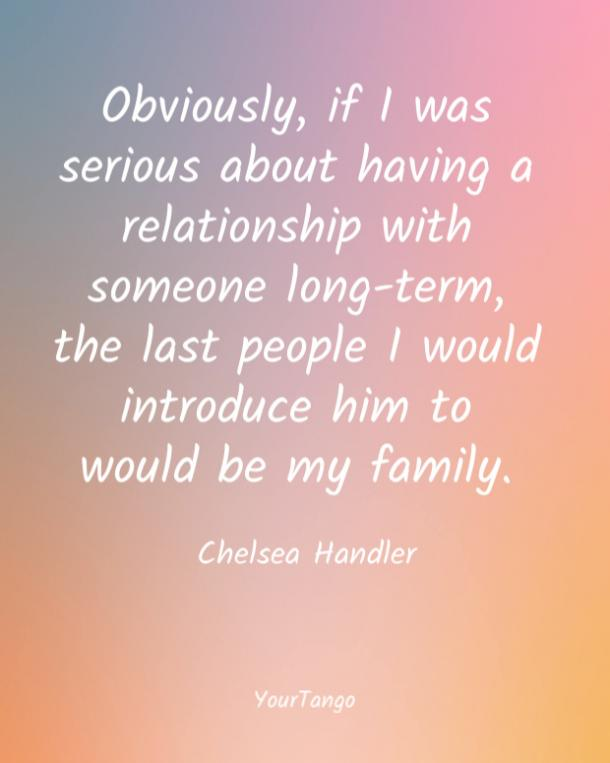 Chelsea Handler funny love quote