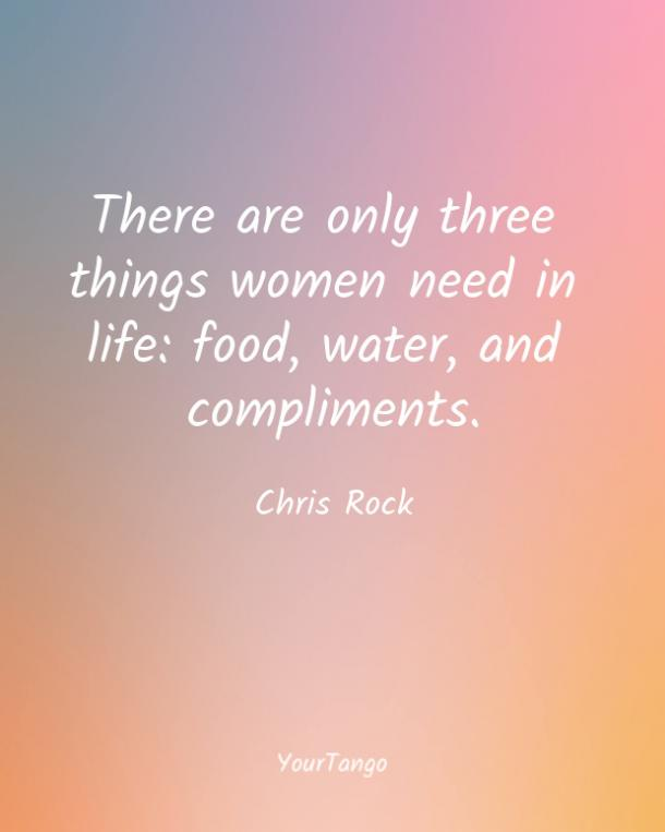Chris Rock funny love quote