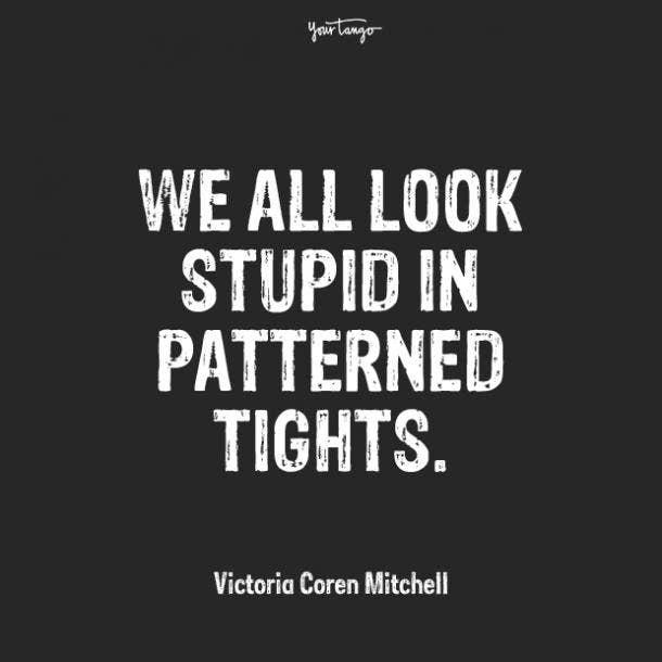 Victoria Coren Mitchell over it quotes