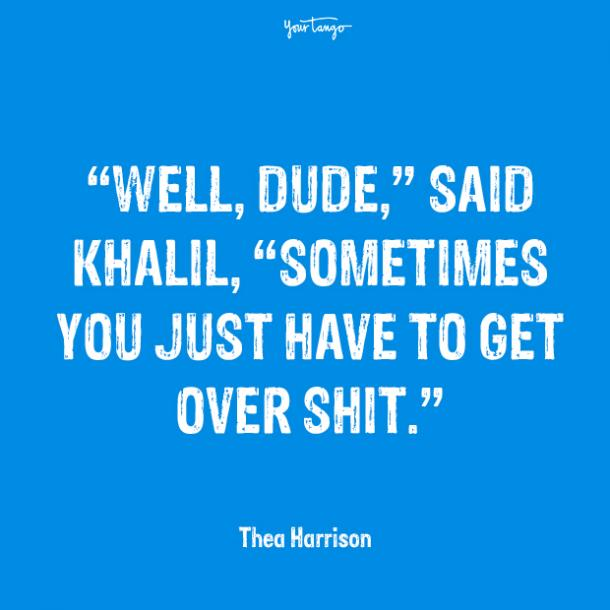thea harrison over it quotes