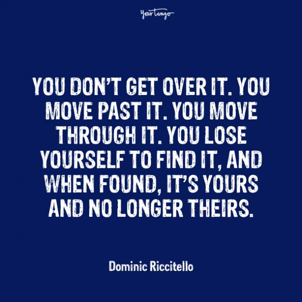 dominic riccitello over it quotes