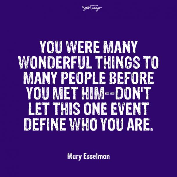 mary essleman over it quotes