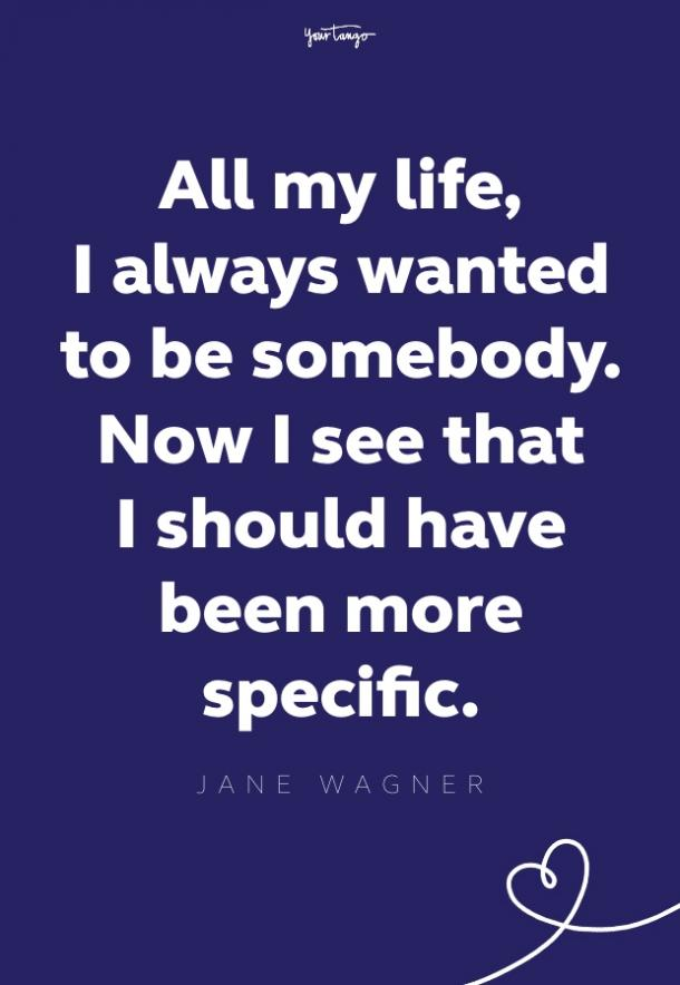 jane wagner funny quotes