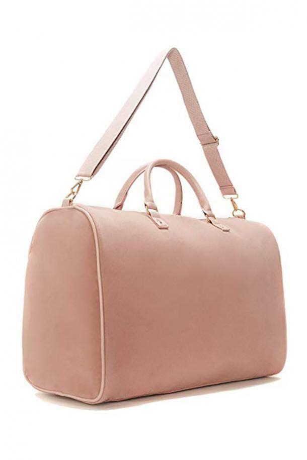 Velvet Weekender Bag