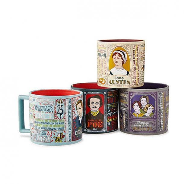 Literary Mugs