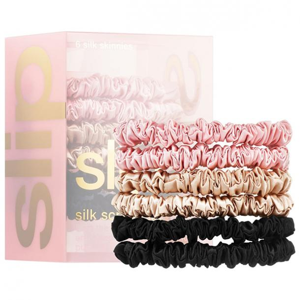 Small Slipsilk Scrunchies