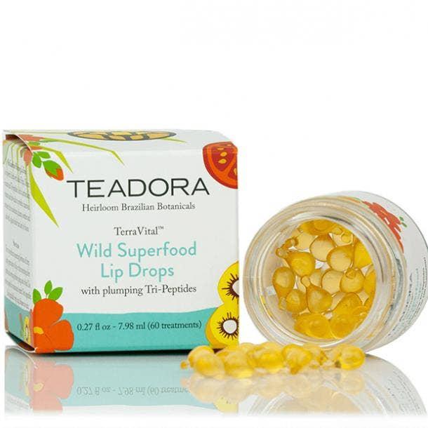 Teadora Wild Superfood Lip Drops