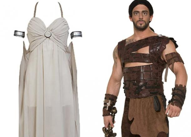 games of thrones couples costume