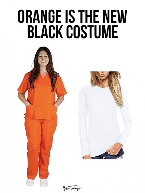 gay couple halloween costumes Orange Is the New Black