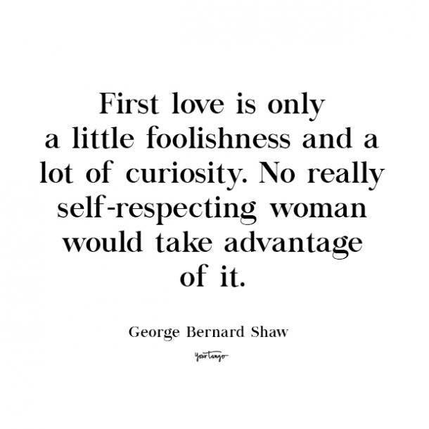 george bernard shaw cute love quote