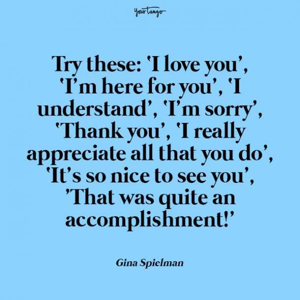 Gina Spielman best marriage tips