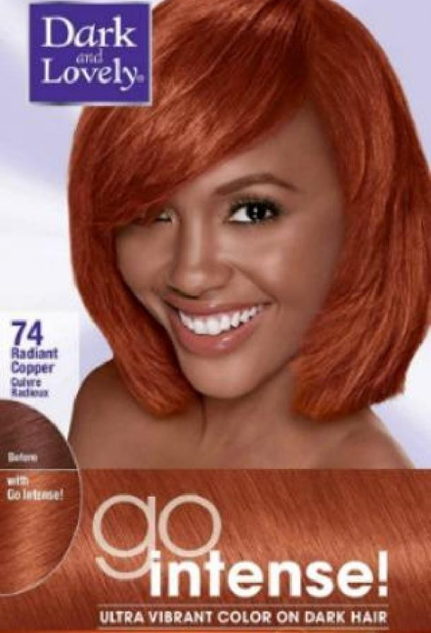 Go Intense! Ultra Radiant Color Creme by Dark and Lovely