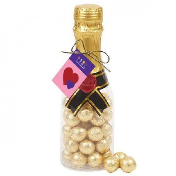 gold marble chocolates