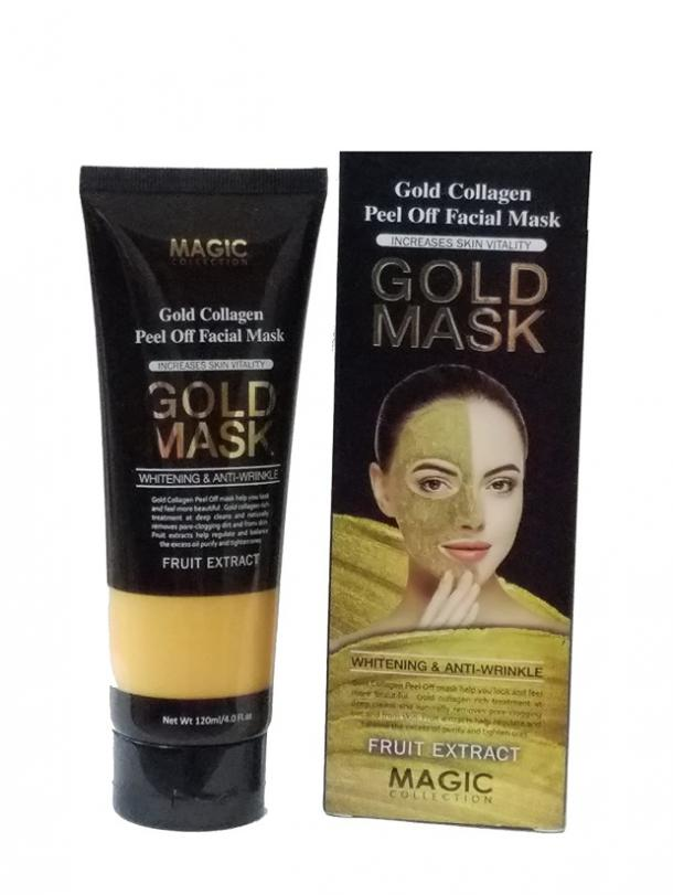 Gold Mask 24k Gold Collagen Peel Off mothers day gift for girlfriend