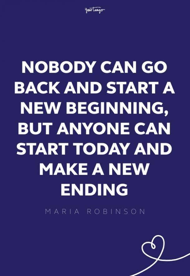 Maria Robinson good morning quotes