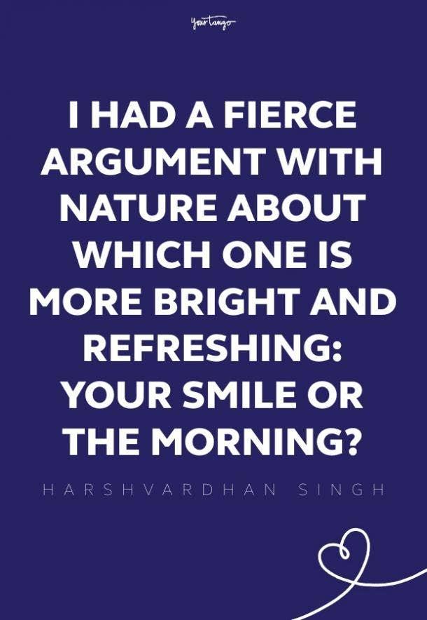 Harshvardhan Singh good morning quotes