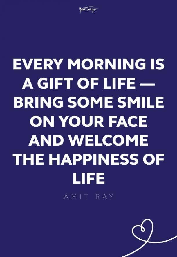 Amit Ray good morning quotes