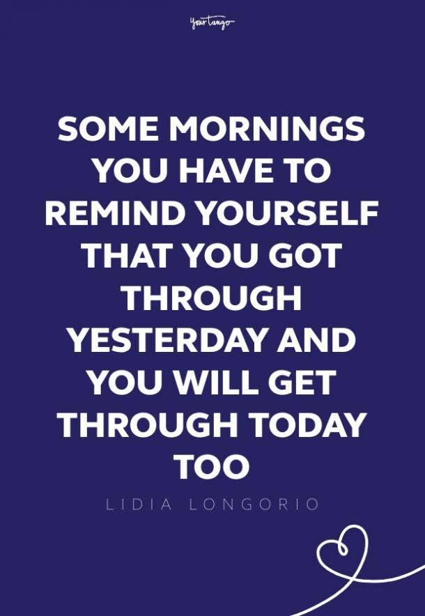 Lidia Longorio good morning quotes