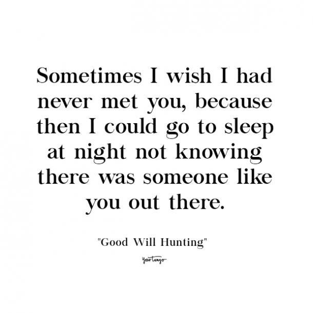 good will hunting cute love quote