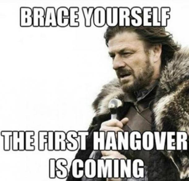Game of Thrones funny new year meme