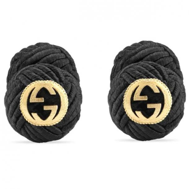 gucci cufflinks