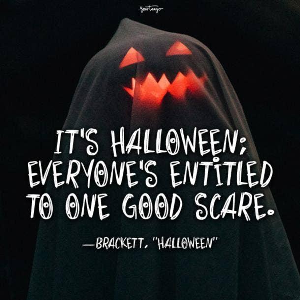 halloween movie quotes