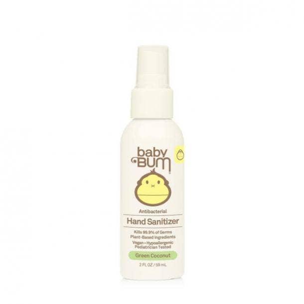 Baby Bum Hand Sanitizer hand sanitizer for sensitive skin