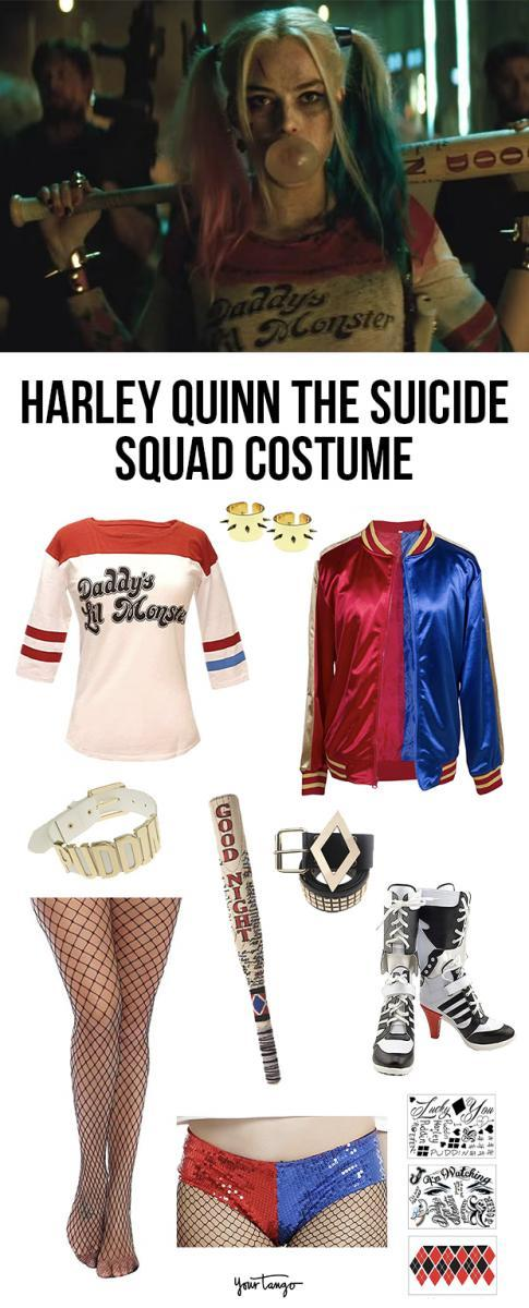Harley Quinn's The Suicide Squad Costume
