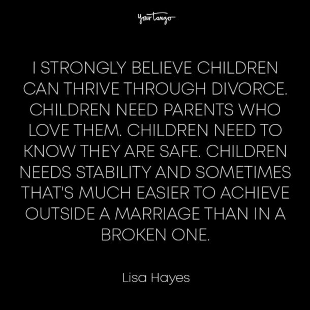 lisa hayes healing from divorce quotes