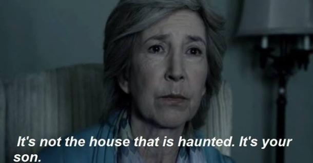 insidious quote