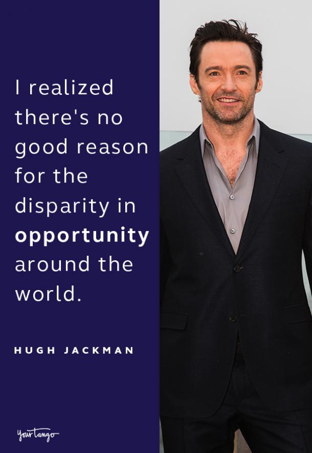 hugh jackman quote