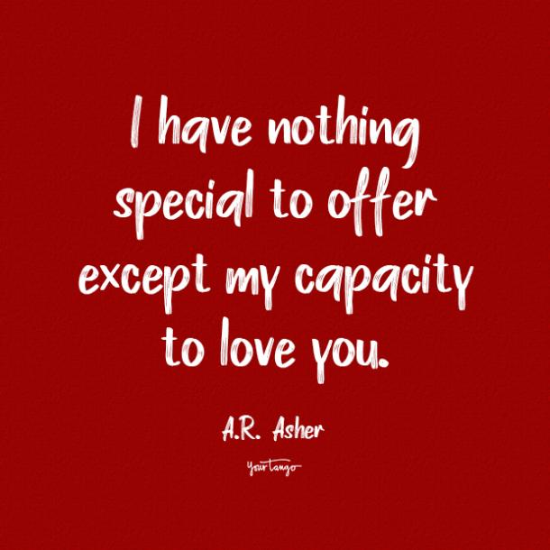 ar asher i love you quote