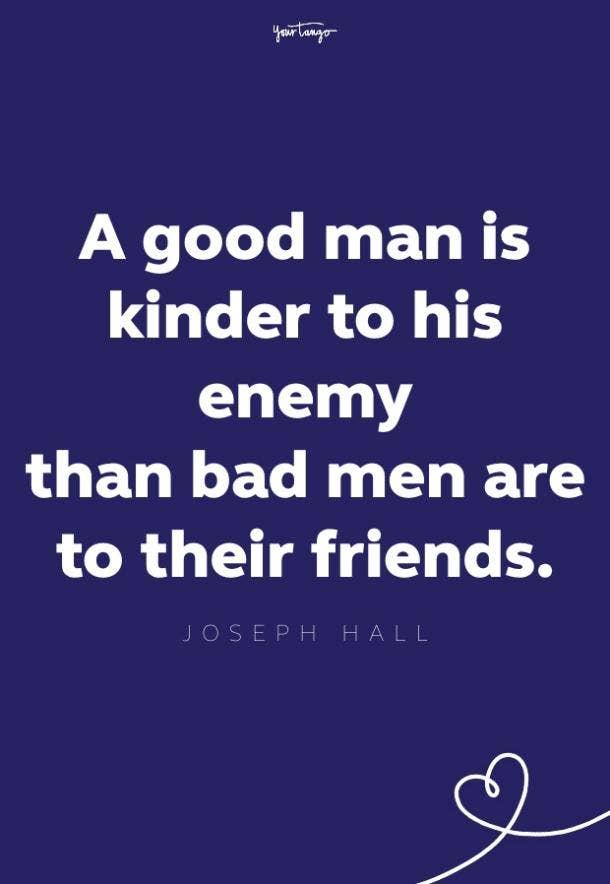 joseph hall inspirational quote for men