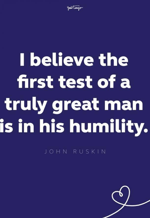 john ruskin inspirational quote for men