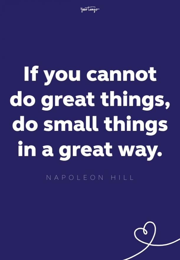 napoleon hill inspirational quotes for men