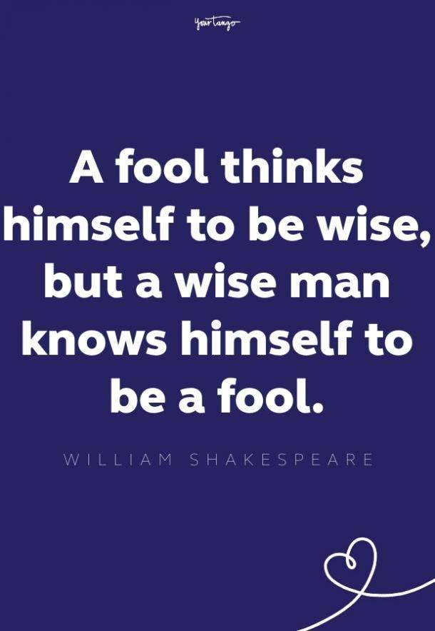 william shakespeare inspirational quote for men