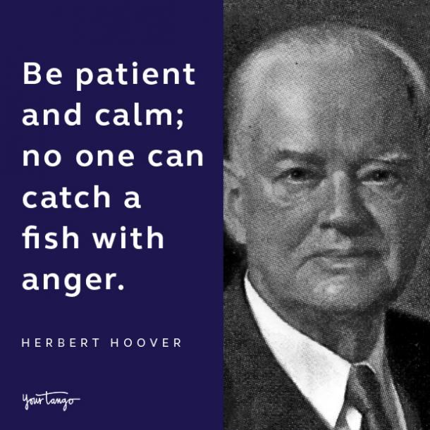 herbert hoover presidents day quote
