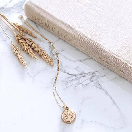 Invisawear Gold Chain Necklace