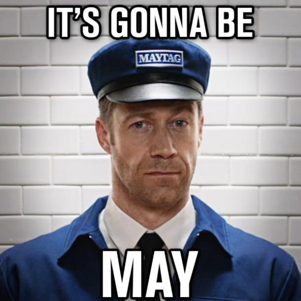 it's gonna be may meme