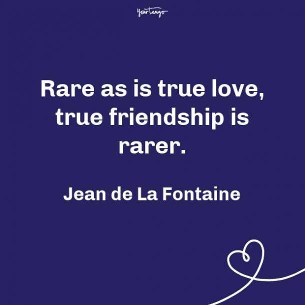 Jean de la Fontaine propose day quote