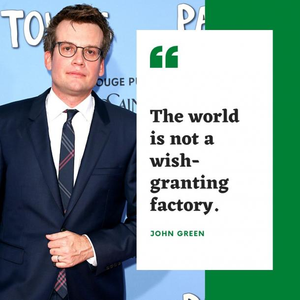 john green quotes