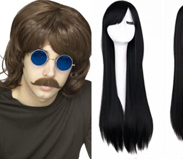 john lennon and yoko ono costume