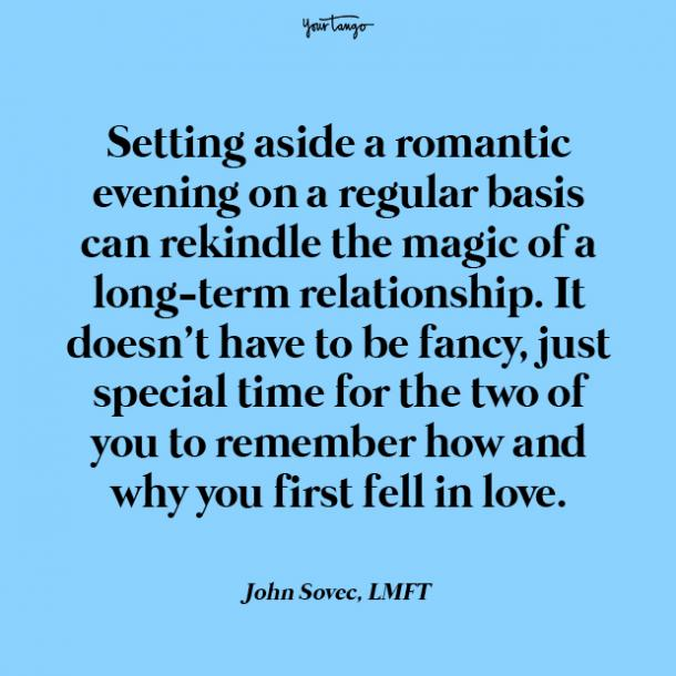 John Sovec best marriage tips