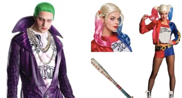 joker and harley quinn couples costume