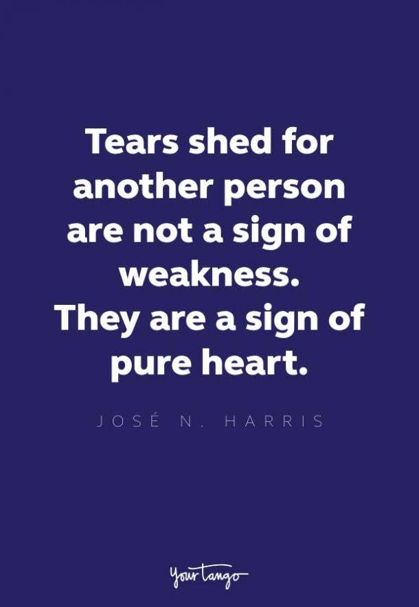 jose n harris mi vida quote about grief