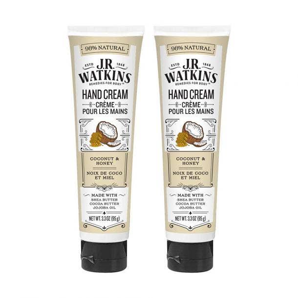 J.R. Watkins Natural Moisturizing Hand Cream
