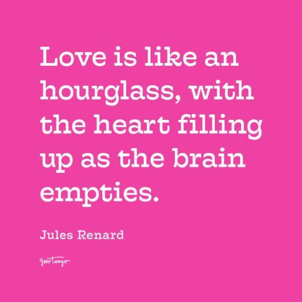 jules renard romantic quotes