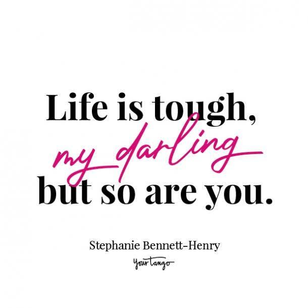 Stephanie Bennett-Henry Just Breathe Quotes