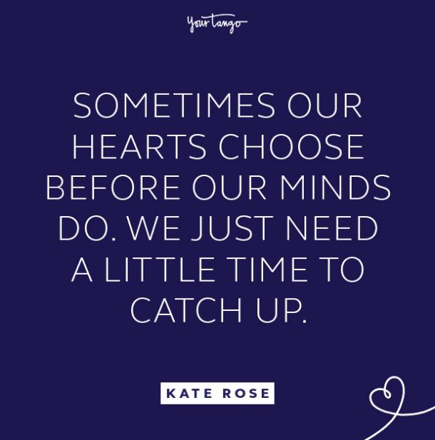 kate rose hearts choose quote